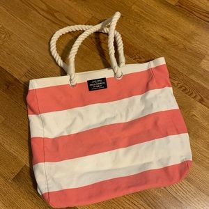 Ralph Lauren Cotton Tote